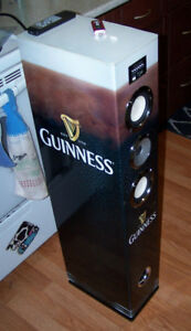 Guiness multimedia bluetooth stereo tower