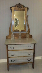antique washstand / dresser