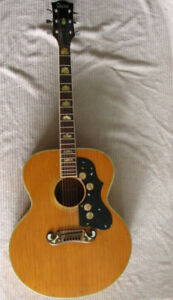 Guitare Acoustique Ibanez Concorde 698M Jumbo Made in Japan