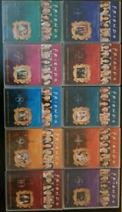 Friends All 10 seasons in new condition!