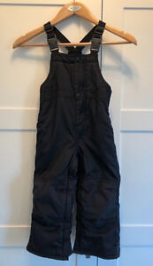 Size 3 gap kids primaloft snowpants toddler