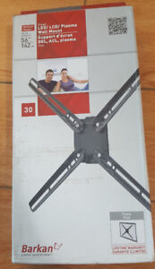 Barkan TV LCD Wall Mount for TV up to 55 in