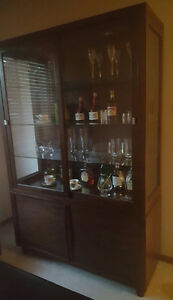 China Cabinet - Moving must sell.
