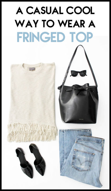 Shop fringed tops and more on eBay.