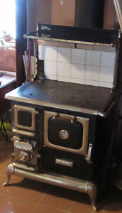 Wood burning stove, negotiable