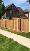 DECK IT OUT FENCE IT IN !!!!