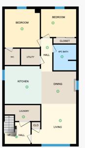 Duplex Legal Basement Apartment