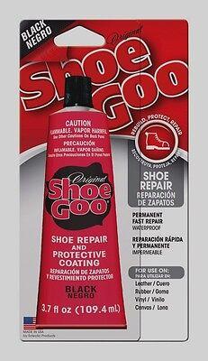 Shoe Goo Shoe Skate Repair Glue Adhesive Protective Coating Craft 3.7 Oz Black