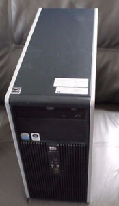 HP Intel Dual Cores Business Computer, Windows 10, Office,WIFI