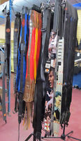 Guitar Straps 60% OFF from Regular Price,Store Closing.