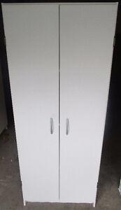 White bookcase/storage unit 4 sale Kitchener / Waterloo Kitchener Area image 1