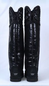 Ugg bailey sparkle over the knee boots