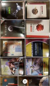 Livres d'école / school books