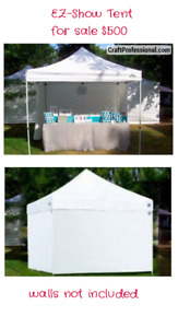 Tent - Outdoor Event