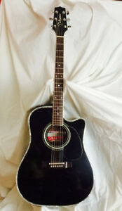 Takamine Steve Wariner Signature Model Acoustic-Electrical 1996