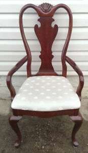 Queen Anne Dining Room Chair- $100