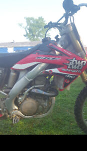 05 crf 250r looking to trade