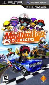 ModNation Racers PSP Game