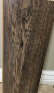 Valley Hickory Laminate Flooring