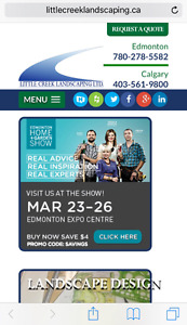 Discount on 2017 Edmonton home and garden show tickets!