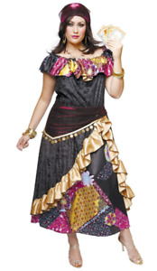 Gypsy costume - plus size