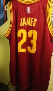 NBA JERSEYS: James, Nowitzki, Yao - $30 (Richmond)