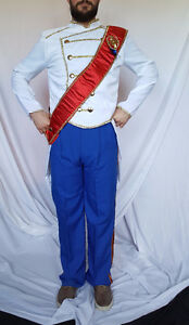 PRINCE CHARMING COSTUME:  HALLOWEEN