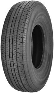 REDUCED-SLIGHTLY USED GOODYEAR ENDURANCE TIRES-ST225/75R15