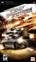 The Fast and the Furious : Tokyo Drift psp