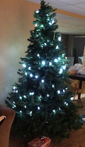 6 ft Tall Christmas Tree for sale.