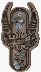 Ouvre bouteille Harley Davidson