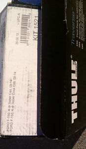 """Thule Traverse 480 58"""" Square Bar Roof Rack for 09-14 Ford F-150 London Ontario image 5"""