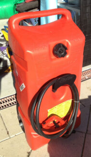Duramax 53ltr Portable Fuel Container - New - never used