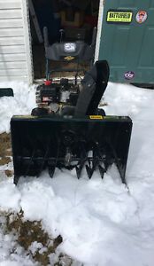 Yardworks snow blower 30""