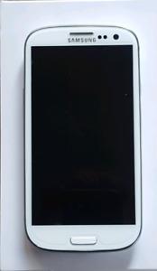 Samsung Galaxy S3 + Otter Box Case