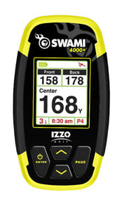 Golf GPS Range Finder IZZO Swami 4000+