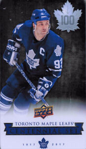 HOCKEY CARDS-Toronto Maple Leafs Centennial Set