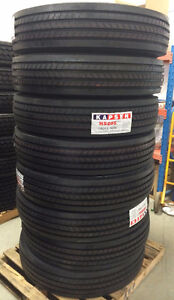 NEW 255/70R22.5 & 275/70R22.5 275 255 11R22.5 SEMI TRUCK TIRES