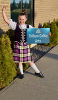 Highland Dance Lessons/Step Dancing Lessons