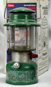 COLEMAN White Gas Lantern Collection