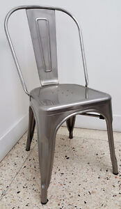 RESTAURANT INDUSTRIAL AND TOLIX STYLE DINING CHAIR BAR STOOL Peterborough Peterborough Area image 6