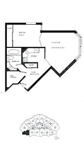 Downtown Condo for rent, 38 Elm st, Available Nov 1