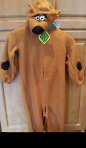 ScoobyDoo Halloween Costume (2-3T) - in Excellent condition!