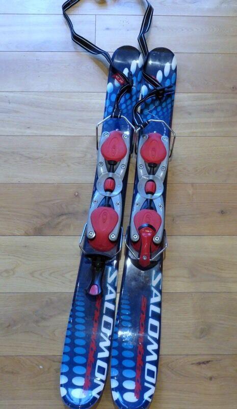 salomon ski blades