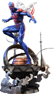 PRIME 1 Spider-Man 2099 Figure BRAND NEW Limited EDITION