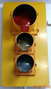 Authentic Traffic Light