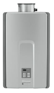 Rinnai RL75iN Natural Gas Tankless Water Heater, 7.5 Gallon/Min