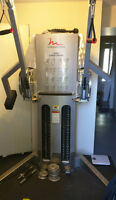 FreeMotion Dual Cable Cross Machine. HEAVY COMMERCIAL USE MODEL