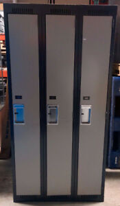 Variety of lockers; Metal Lockers; Gym lockers