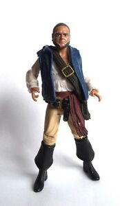 Pirates of the Carribean Gibbs action figure
